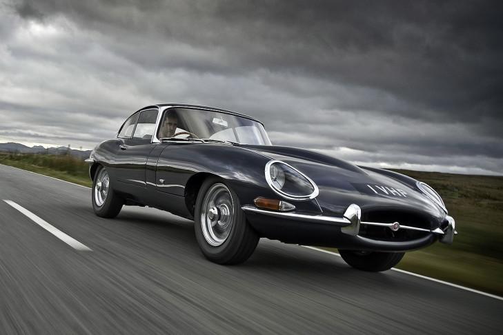 Jaguar E-Type 3.8 Coupé