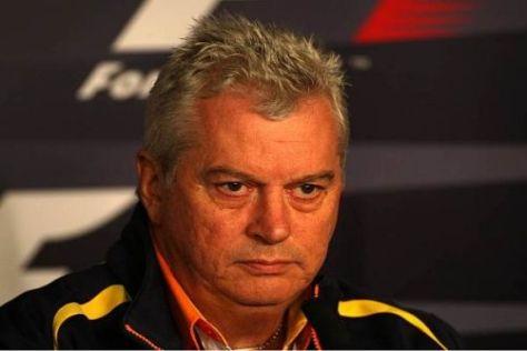 Aus der Formel 1 verbannt, kehrt Symonds nun als unabhängiger Berater zurück