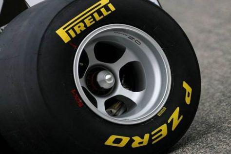 Pirelli wird Slicks mit vier verschiedenen Mischungen herstellen
