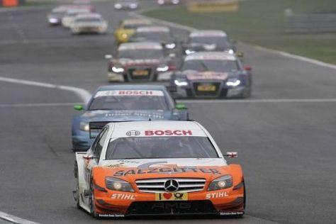 Gute Aussichten: Die DTM wird 2011 noch präzisere Bilder liefern