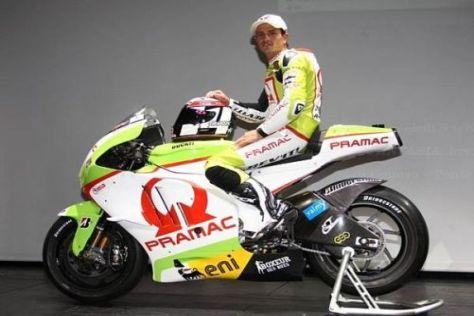 Randy de Puniet ist froh, dass seine Meinung bei Ducati geschätzt wird