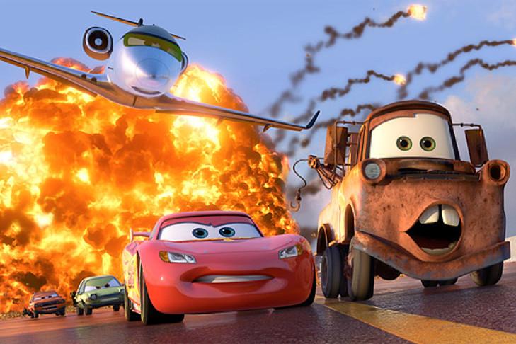 Bilder Die Stars Aus Cars 2 Bilder Autobild De