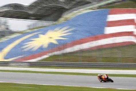Dani Pedrosa und seine MotoGP-Kollegen treffen sich wieder in Sepang