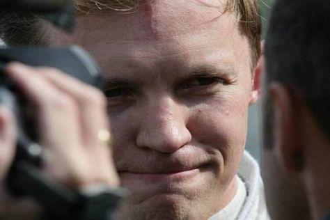Mattias Ekström fällt für die nächsten Wochen erst einmal aus