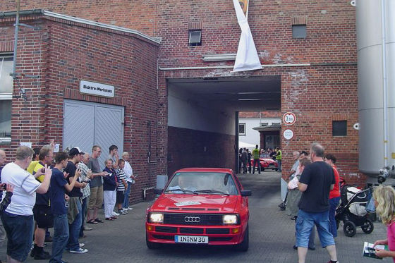 Rallye Hamburg-Berlin-Klassik