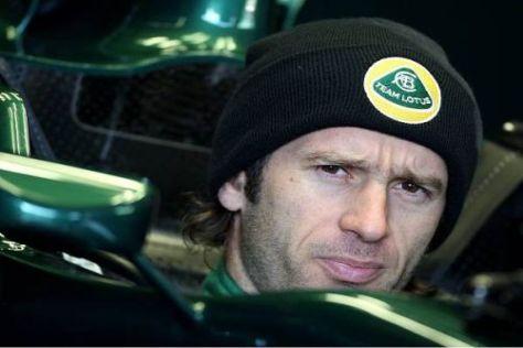 Not amused: Jarno Trulli ist kein Fan von immer neuen Formel-1-Regeländerungen