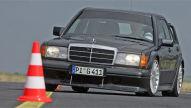 Mercedes 190 E 2.5-16 Evo II: Klassik-Test