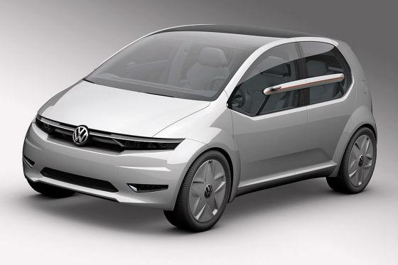 Giugiaro Volkswagen Italdesign 4-Door Concept
