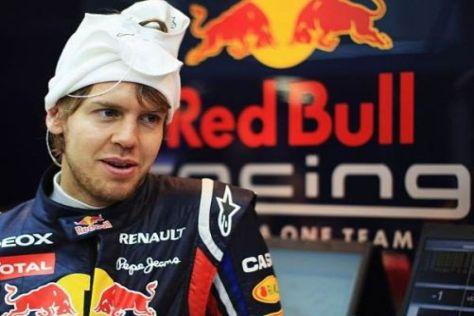 Sebastian Vettel rechnet mit einer schwierigen Titelverteidigung