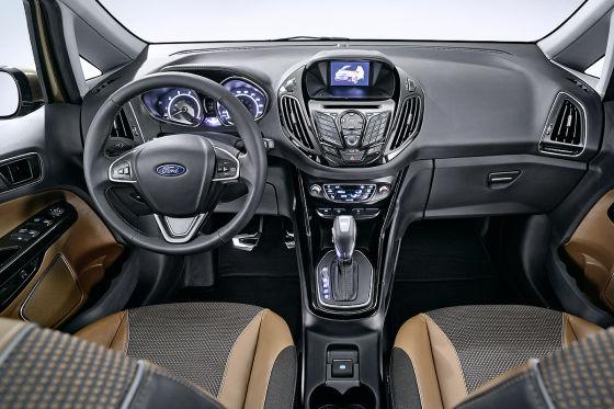 Ford B-Max Studie