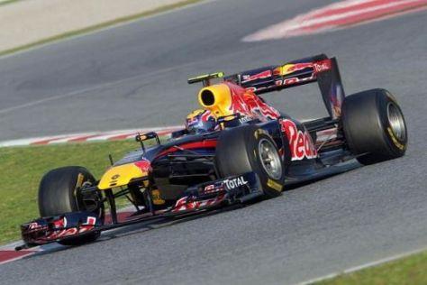 Neuer Partner: Der Red Bull RB7 wird bald Schriftzüge von Infiniti tragen