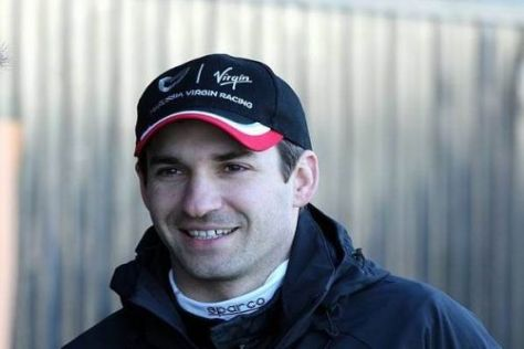 Blinddarm raus: Timo Glock wurde am Montag in der Schweiz operiert