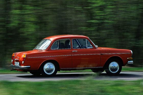 VW 1600 L Typ 3