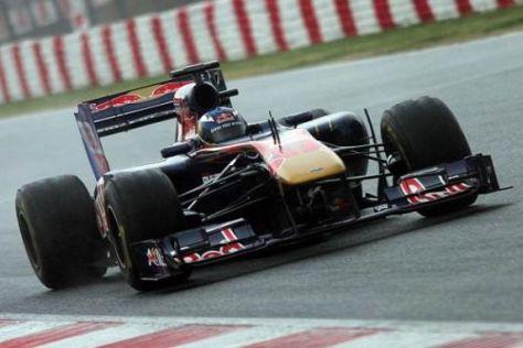 2011 ist eine entscheidende Saison in der Karriere von Sebastien Buemi