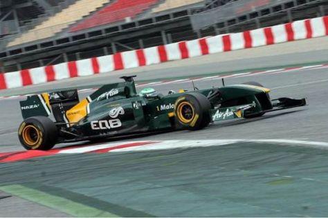 Lotus setzt große Hoffnungen in den T128 und die nächsten Jahre