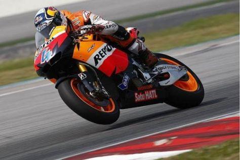 Andrea Dovizioso schöpft aus der Aufstellung bei Honda neue Motivation