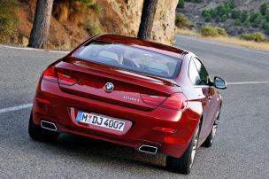 BMW 6er, die Dritte