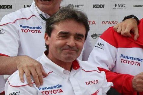 Riccardo Ceccarelli ist in der Formel 1 als ehemaliger Toyota-Teamarzt bekannt