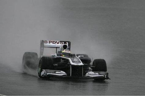 Pastor Maldonado geht in Melbourne in seine erste Formel-1-Saison