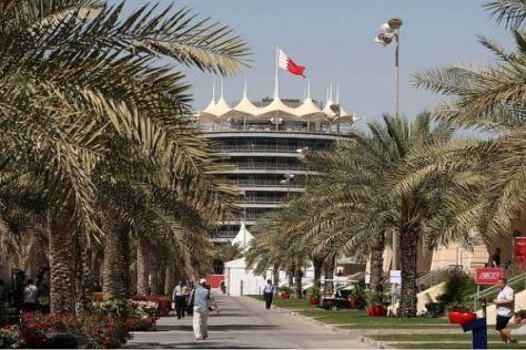 In Bahrain wird es sehr wahrscheinlich 2011 kein Formel-1-Rennen geben