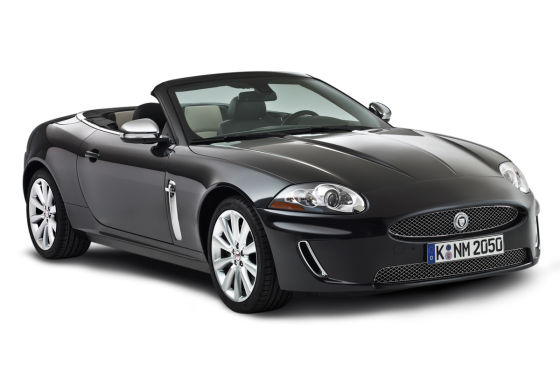 Jaguar XK Grace (2011)