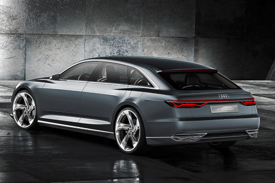 audi prologue a9 avant