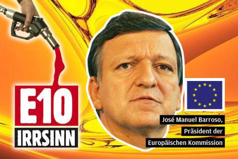 José Manuel Barroso, Präsident der Europäischen Kommission