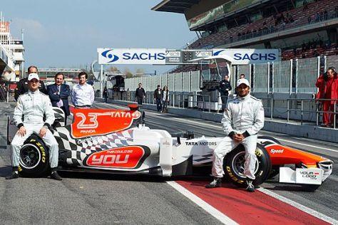 HRT Formel 1-Team 2011