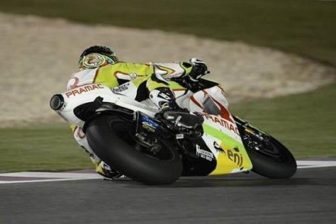 Dauerbrenner in der MotoGP: Capirossi wechselte noch einmal das Team