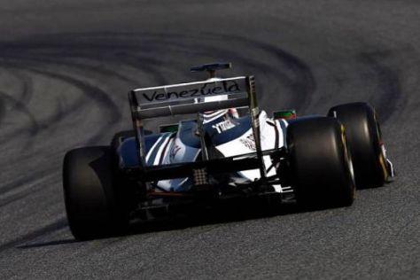 Williams will möglichst vielen Teams das Heck des FW33 im Rennen zeigen