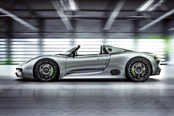 Bilder Porsche 918 Spyder Preis Bilder Autobild De