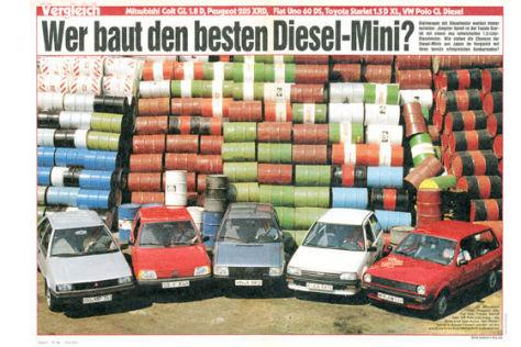 Mini-Diesel