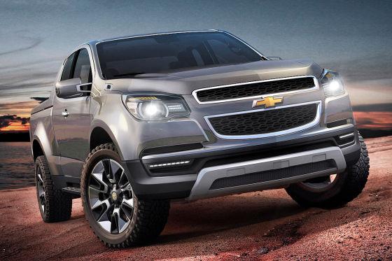 Chevrolet Colorado Pick-Up Studie