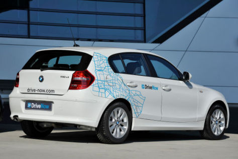 BMW Car-Sharing