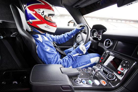 Mercedes-Benz SLS AMG Official F1 Safety Car 2011