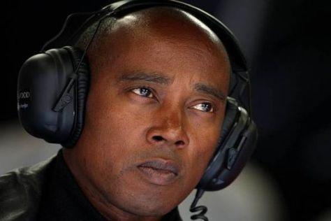 Anthony Hamilton war über Jahre hinweg Dauergast in der McLaren-Box