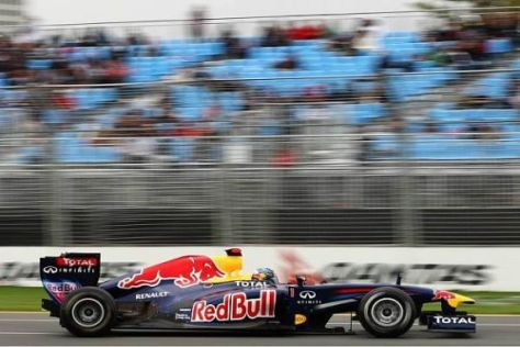 Sebastian Vettel ist zufrieden, doch wie stark sind die Gegner wirklich?