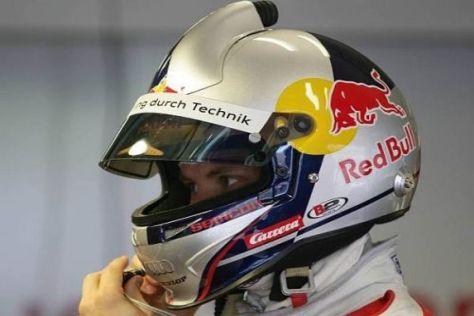 Mattias Ekström will möglichst schnell wieder den Helm aufsetzen