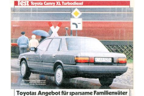 Toyota Camry XL Turbodiesel
