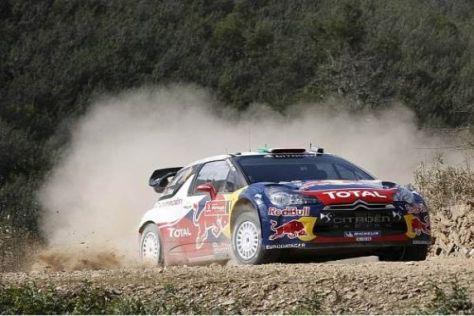 Sebastien Loeb ist bisher der große Profiteur bei den WRC-Powerstages