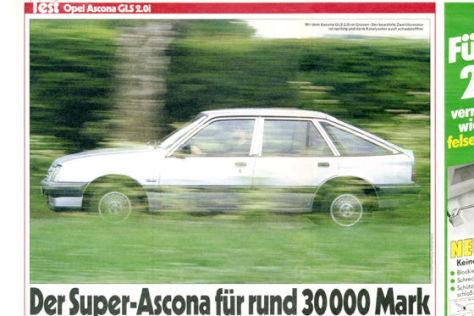 Ascona GLS 2.0i