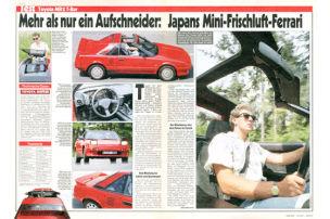 Japans Frischluft-Ferrari