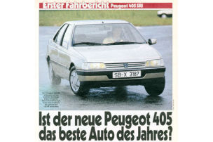 Bestes Auto des Jahres?