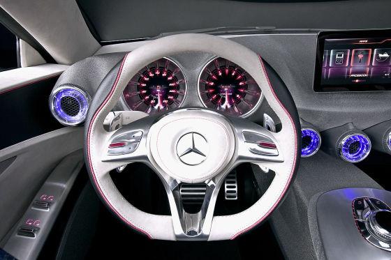 Mercedes A Concept