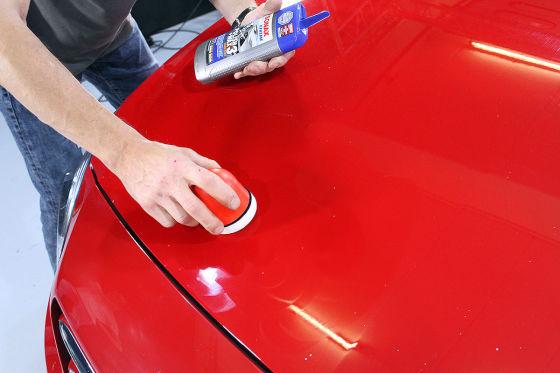 Autoaufbereitung für Jedermann