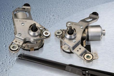 Scheibenwischer von Bosch mit Direktantrieb