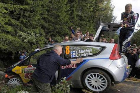 Bisher bedeutet ein Abflug in der WRC nicht unbedingt das endgültige Aus