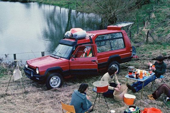 Französische Autos Der 70er Jahre Autobildde