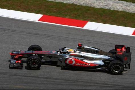 Lewis Hamilton: Wenig Benzin an Bord oder echter Pole-Position-Kandidat?