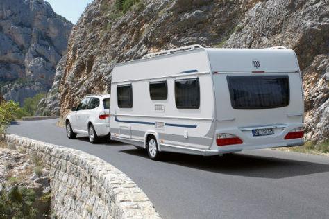 Caravan-Anhänger